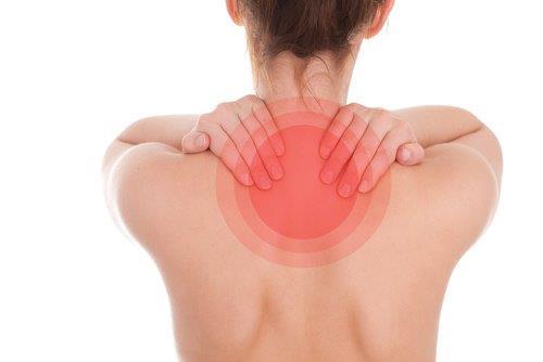 Beschwerden – Schmerzen im Schulter-Nackenbereich