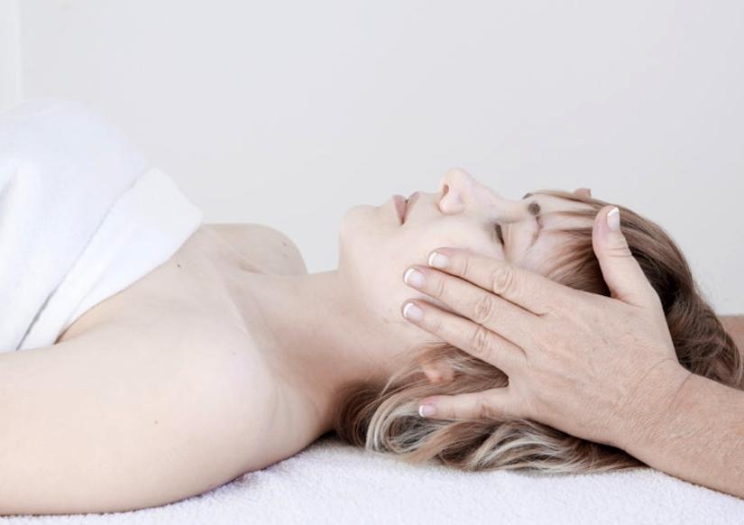 Faszien-Massage in der Einzelausbildung