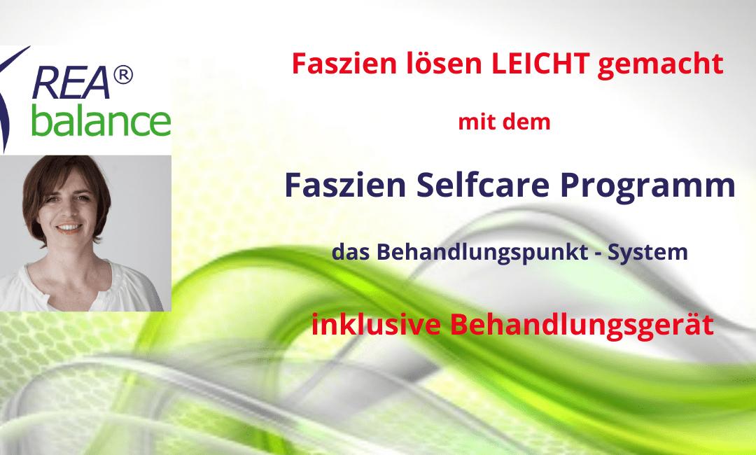 Faszien Selfcare Programm