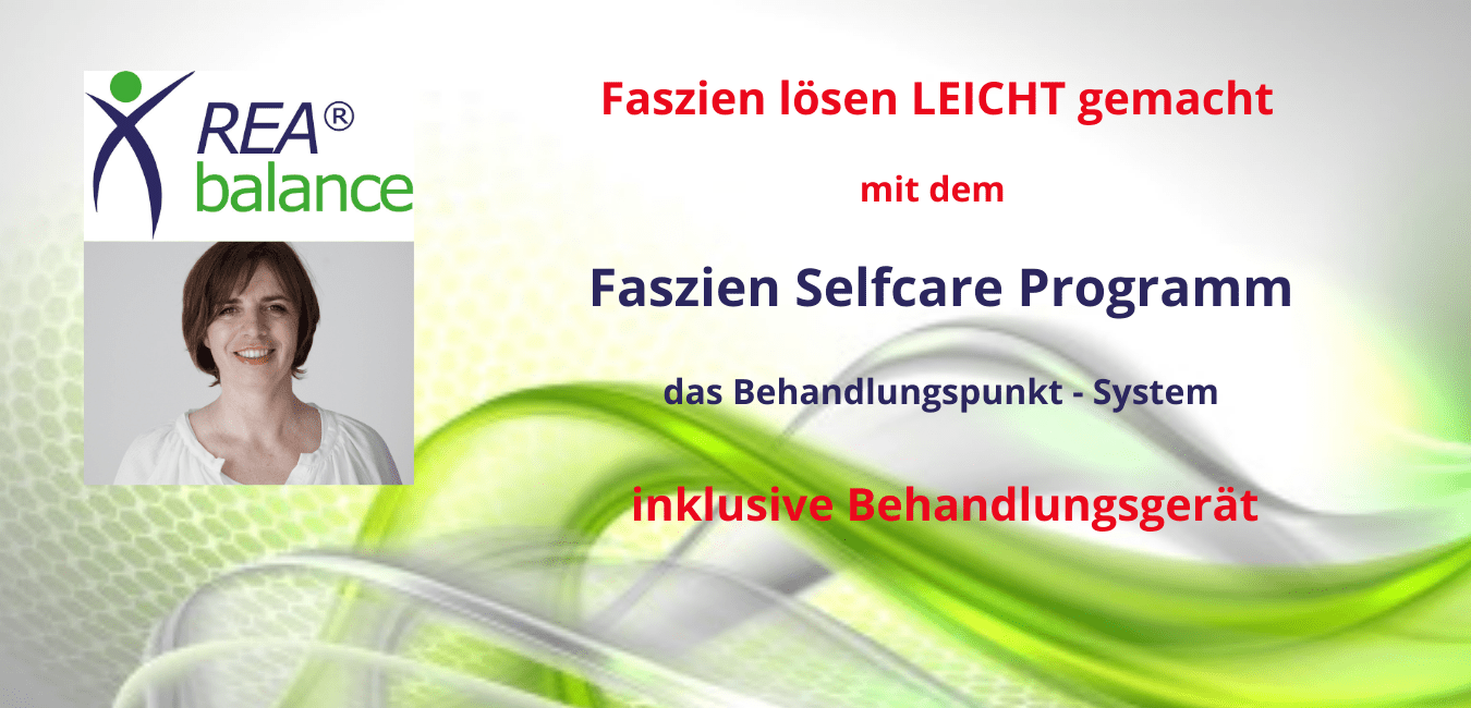 Faszien Self Care Programm